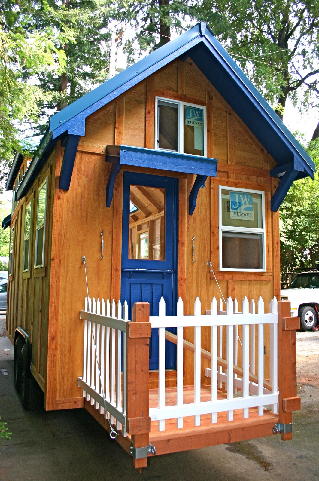 Julie Olsons Tiny Home The Shelter Blog