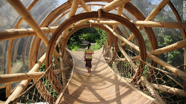 The Bamboo Homes Of Bali The Shelter Blog