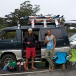 Diesel 4x4 Surf Van