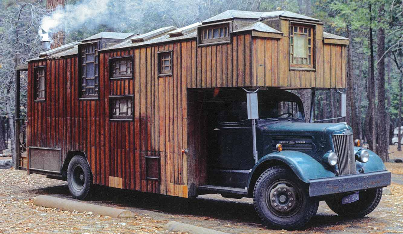 Alice S Custom Built House Truck The Shelter Blog