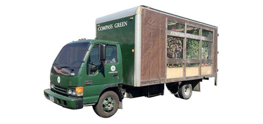 justin cutter truck