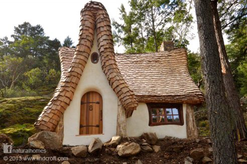 A storybook cottage on Vancouver Island, BC