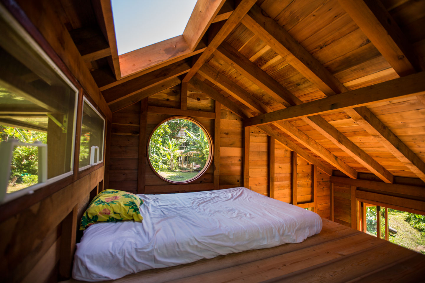 Jay Nelsons New Tiny House in Hawaii The Shelter Blog