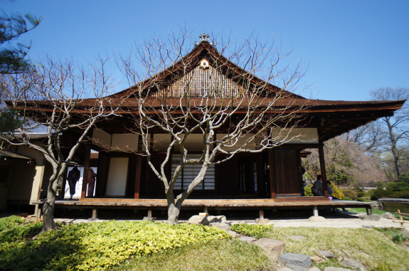 Japanese Teahouse Inspired Home