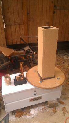 vermiculite board core