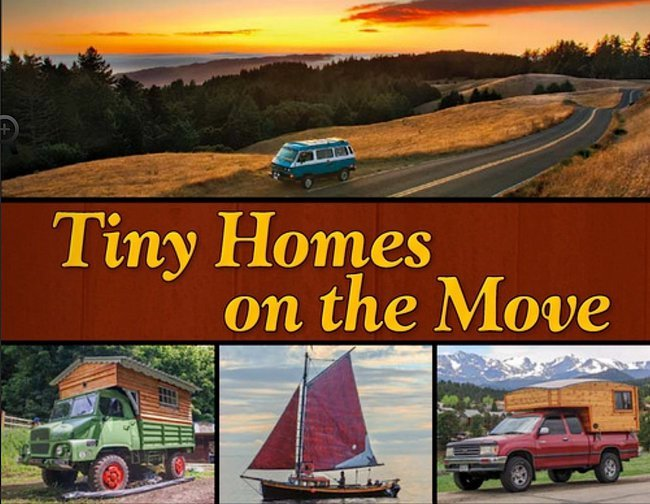 Tiny Homes on the Move partial cover