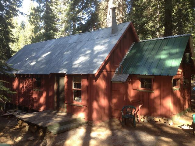 1930's cabin in Nor Cal