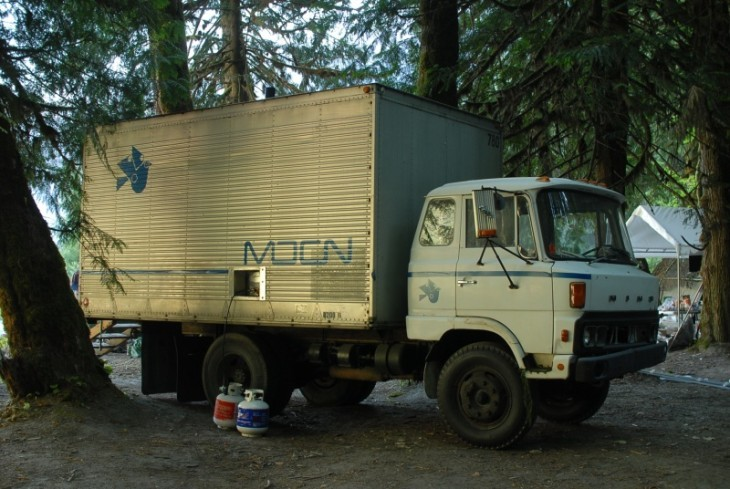 Mobile Sauna