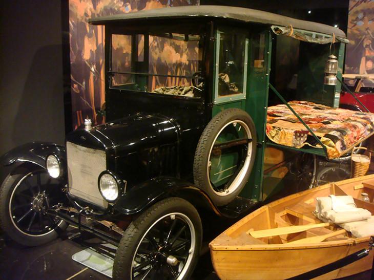 30's camper car