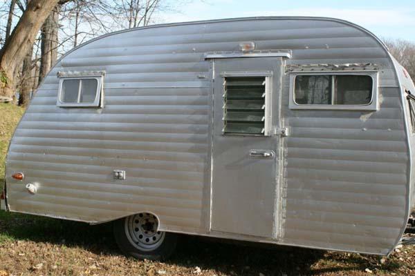 1965 Camper Restore