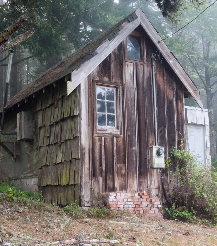 Small Building in Norcal