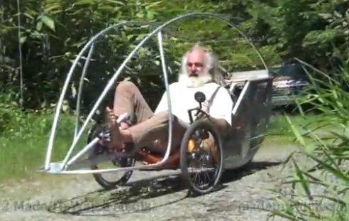 Sunray Kelley's Bike