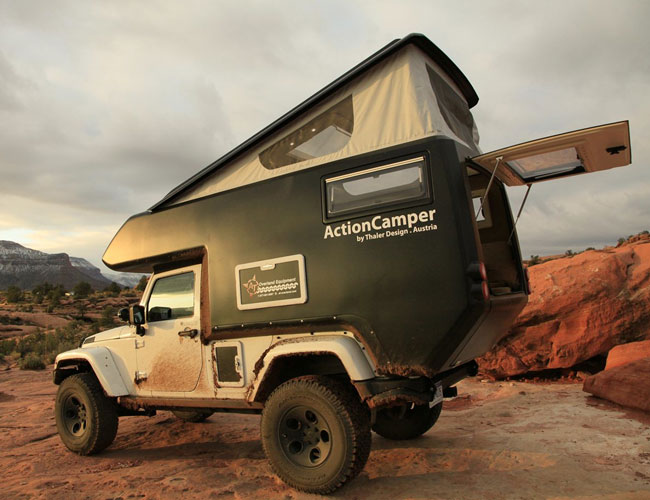 Jeep ActionCamper