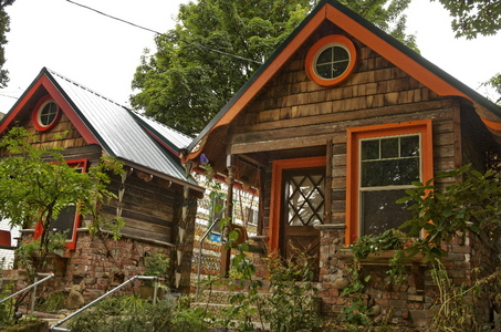 Tiny House Village Network The Shelter Blog