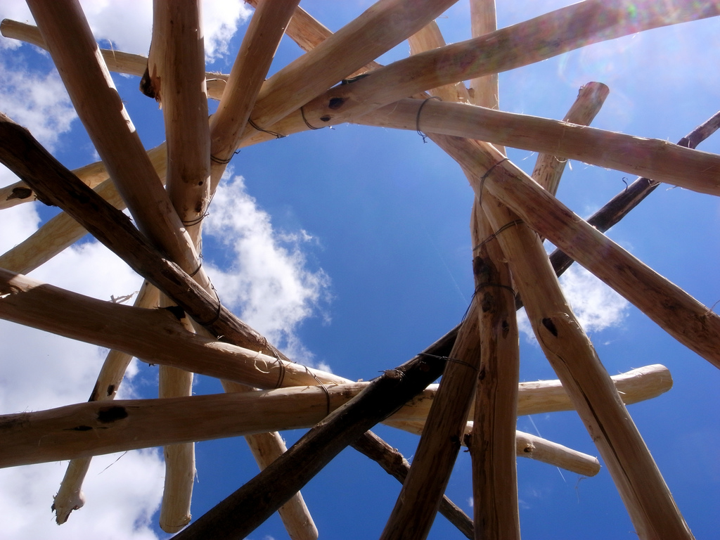 how to build an a frame roof