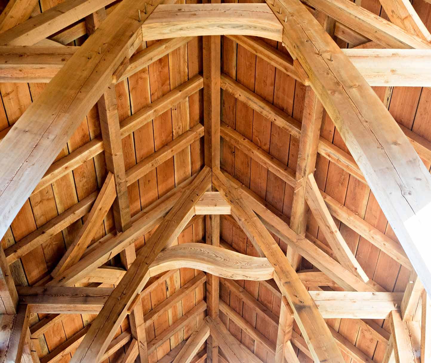 Oregon Timber Frame Barn 2014 The Shelter Blog