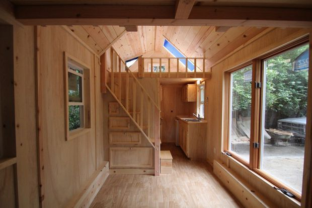 Tiny homes as big answer for solving homeless issues the for Ssf home designs