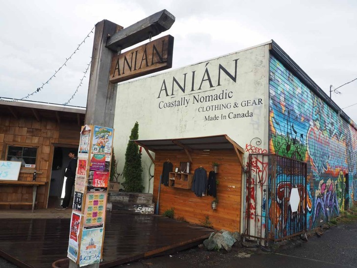 Annian surf shop