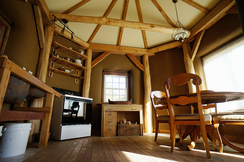 Straw Bale and Timber Frame Home | The Shelter Blog