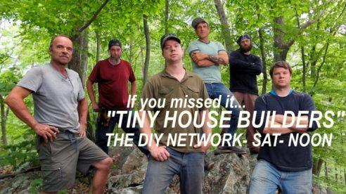 Tiny house diy