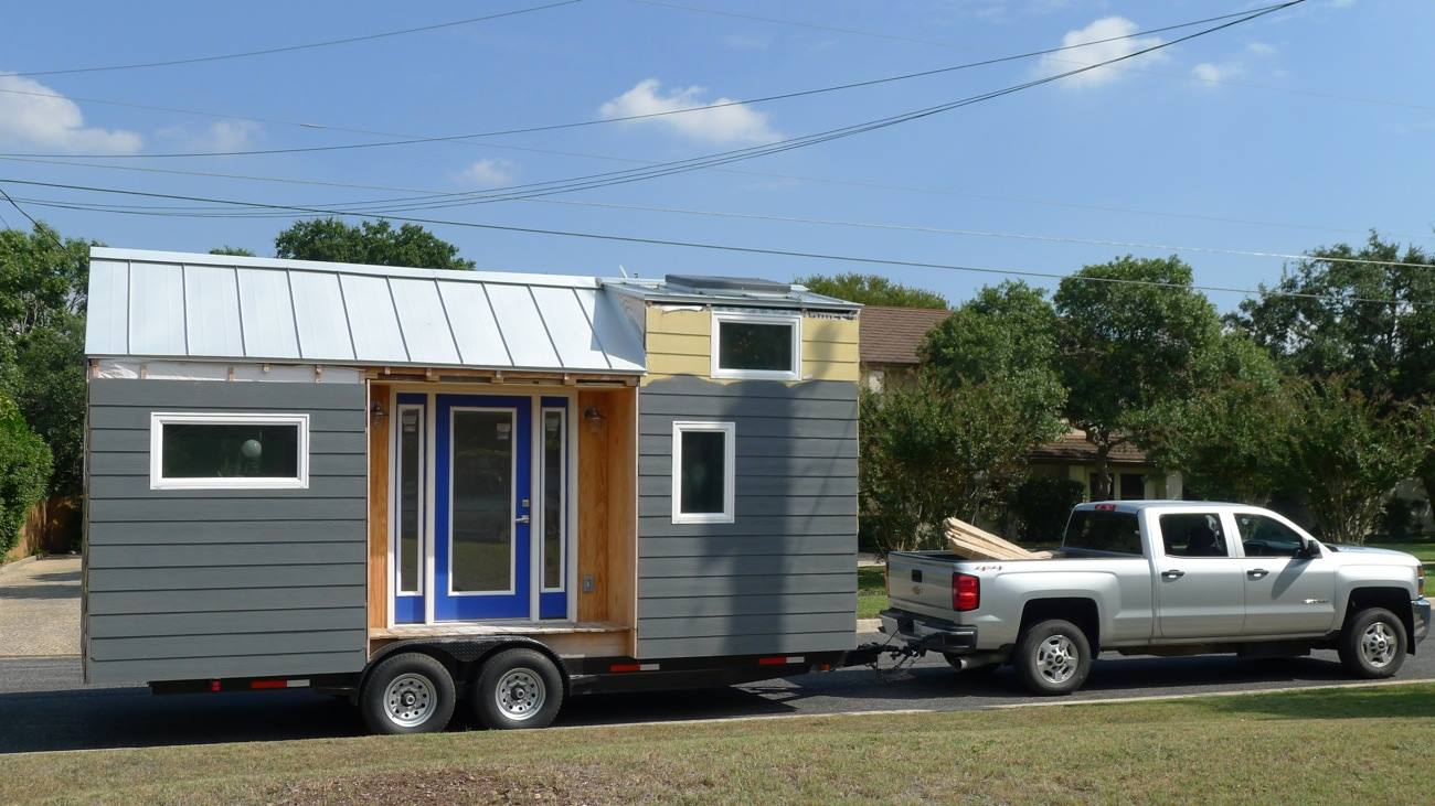 Please Help To Find Stolen Tiny Home In Texas The