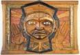 Cedar/Copper Art by Godfrey Stephens