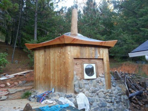 Sunray Kelley's Sauna