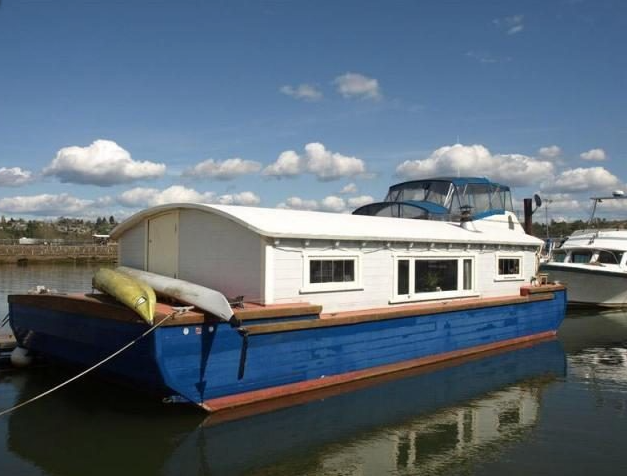 Houseboat For Sale in Seattle