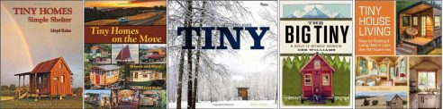 Top 5 best tiny house books