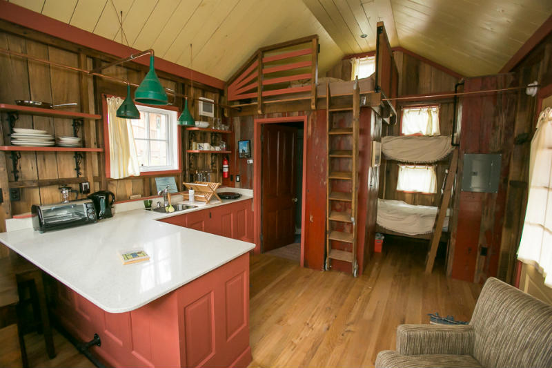 Blue Moon Rising Tiny House Rentals The Shelter Blog