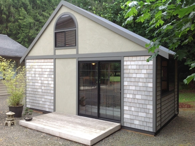 japanese inspired tiny house in oregon the shelter blog