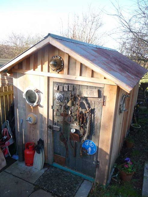 Shed, by Wildchild Designs