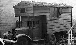 1929 Chevy housetruck