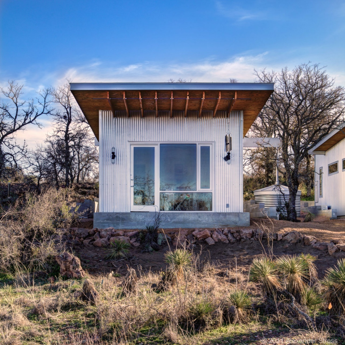 ^ Group of Best Friends Build iny House ommunity - he Shelter Blog