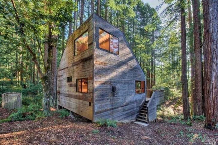 Sea Ranch Tiny Home by Obie Bowman