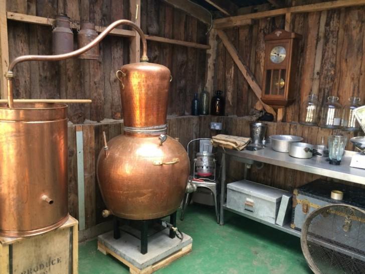 Inshriach Distillery