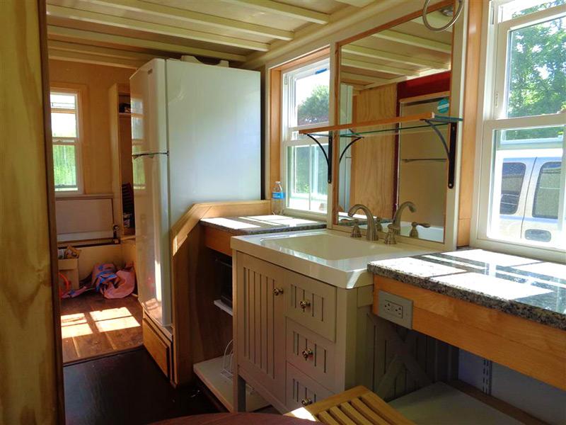 Beautiful Bedroom Kitchen