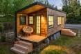 Macy Miller's tiny house
