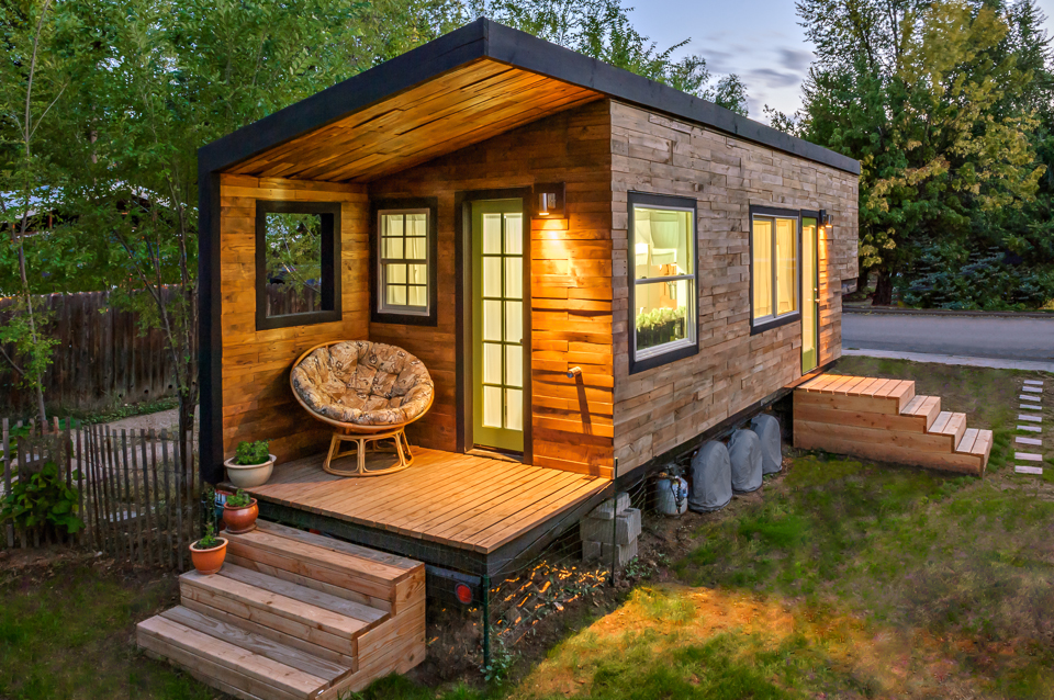 Where Can You Park a Tiny House The Shelter Blog