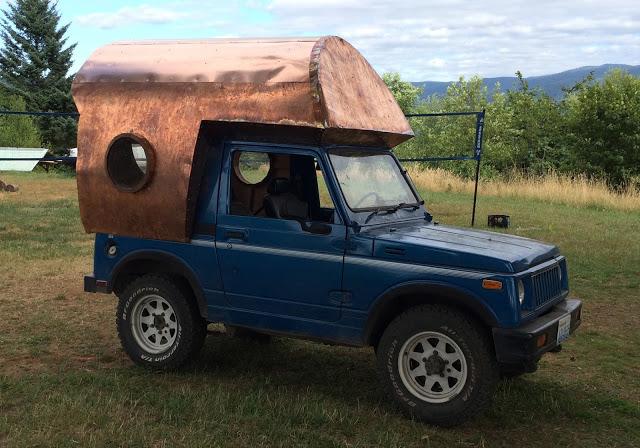 Camper completed
