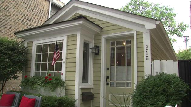 Tiny House for Sale in Chicago The Shelter Blog