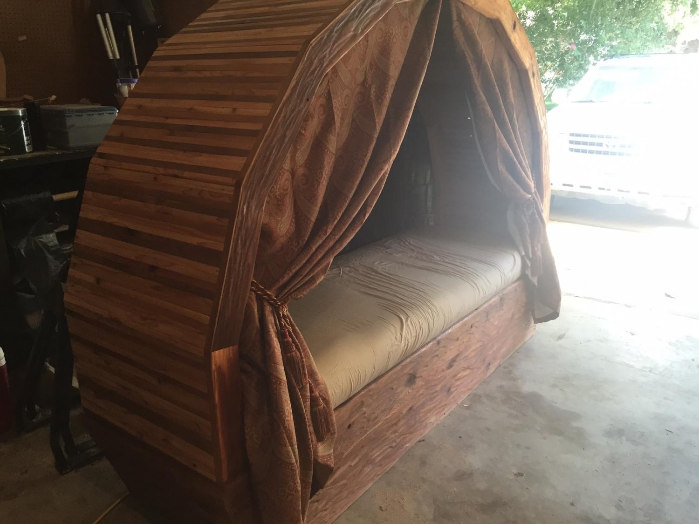image1. A Bedroom for a Hobbit   The Shelter Blog