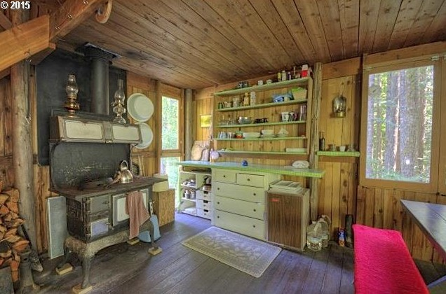 Cabin For Sale In Oregon Woods The Shelter Blog