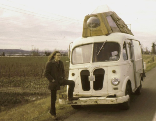 This was my first mobile home, '73, .... I think ?