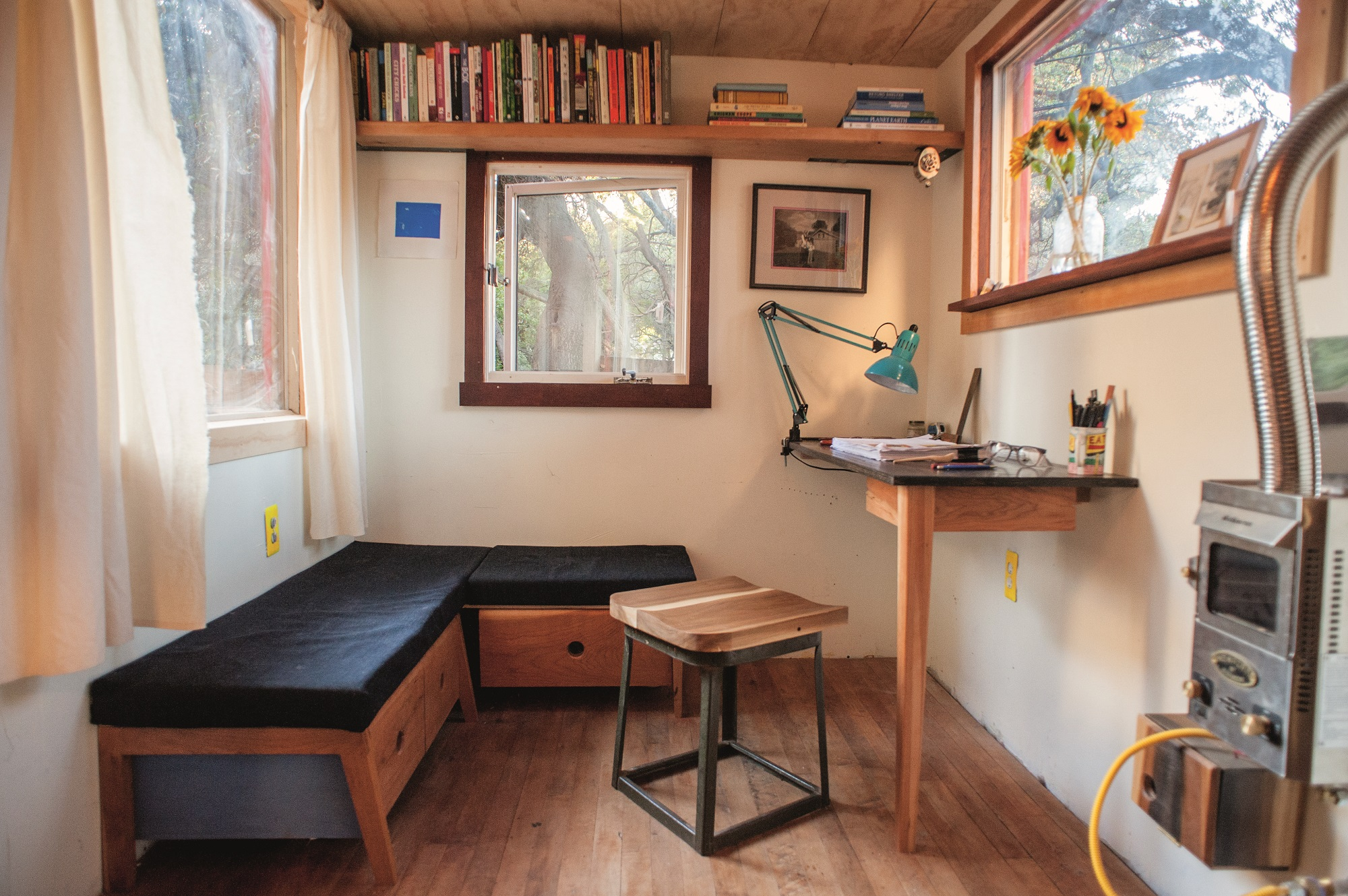 Five of Americas Coolest Tiny Homes The Shelter Blog