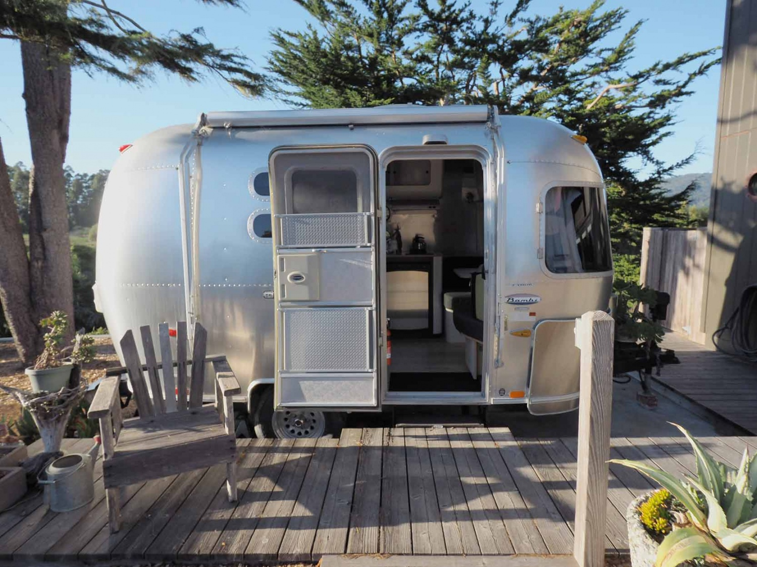 Remodeling A House Where To Start Falling In Love With An Airstream Trailer The Shelter Blog