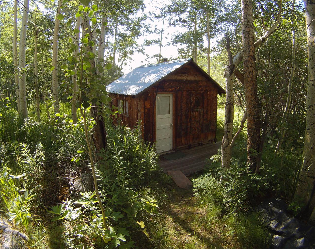 Cabin in Boulder, CO