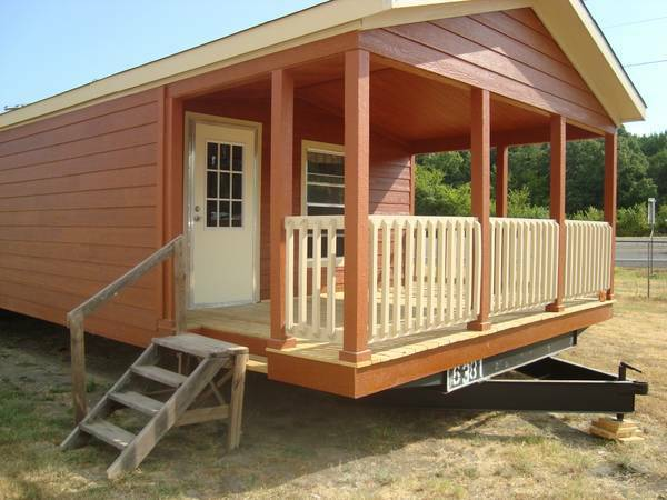 One-Bedroom Manufactured Home in Texas: $23,000 on Craigslist - The Shelter  Blog