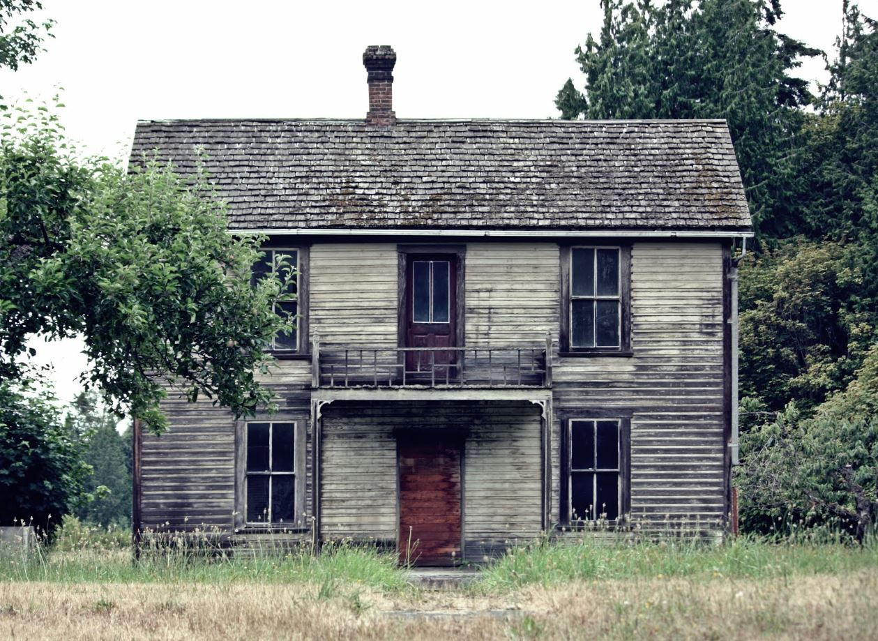 Abandoned House Near Se Washington