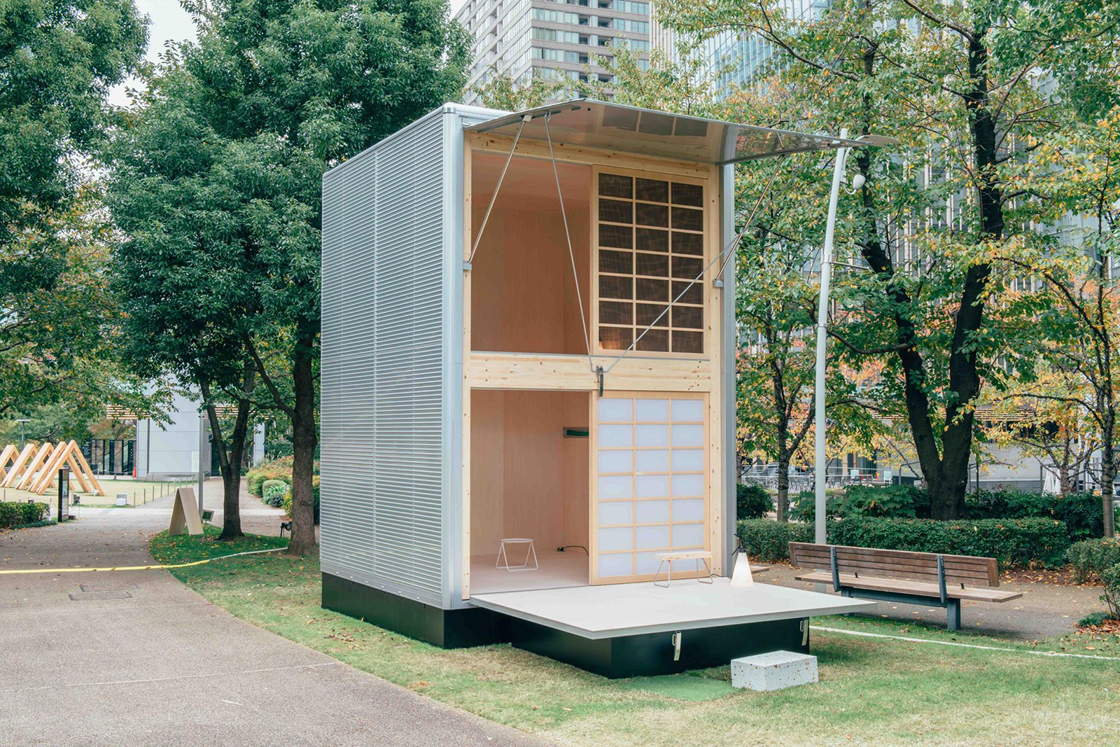 ^ Muji iny Homes – Japanese Prefabs - he Shelter Blog